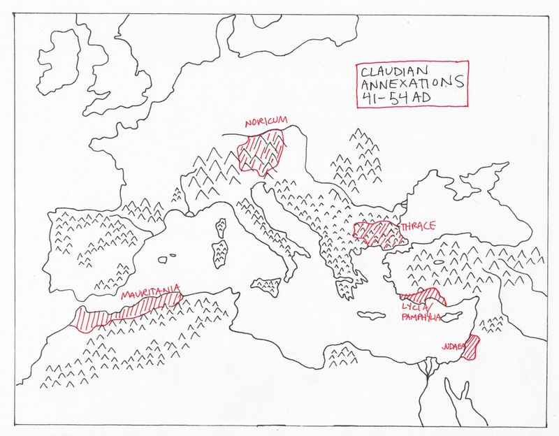 Claudian Annexations