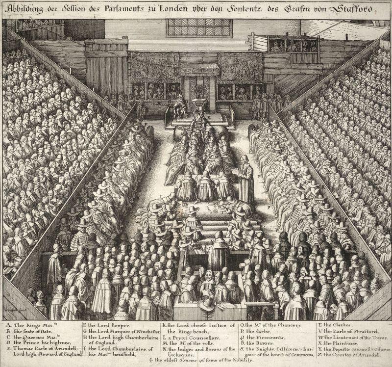 Trial of Strafford