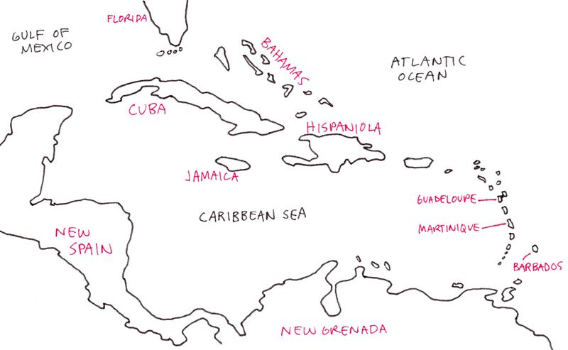 4.01- Caribbean